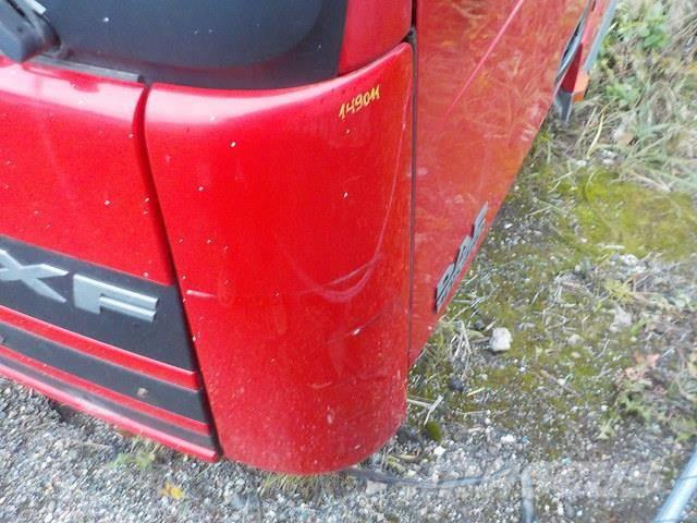 DAF XF105 Cover (front plate) left 1400011 564045 M301