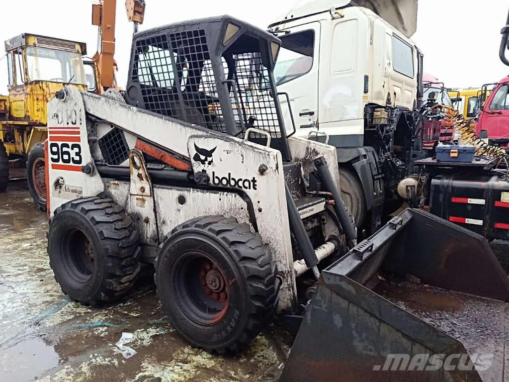 Bobcat S 963