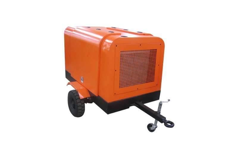 Sino Plant Compressor Diesel 5/7