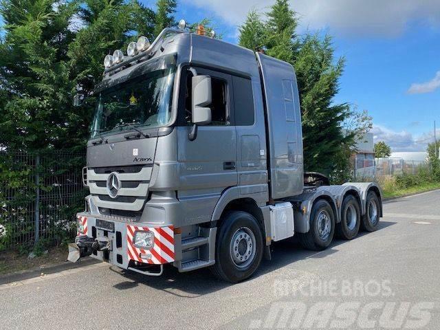 Mercedes-Benz Actros 4165 V8 8x4 Retarder/Blatt-Blatt/250 ton