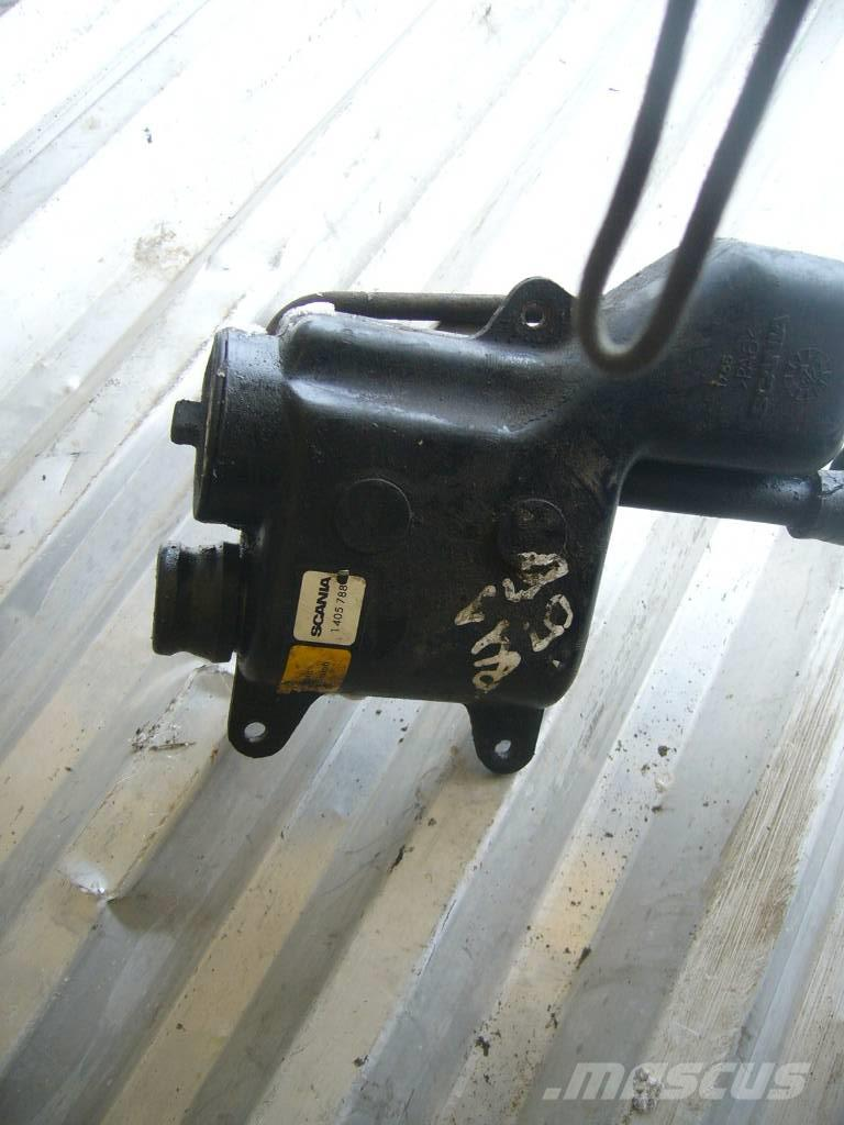 Scania 94 power steering container