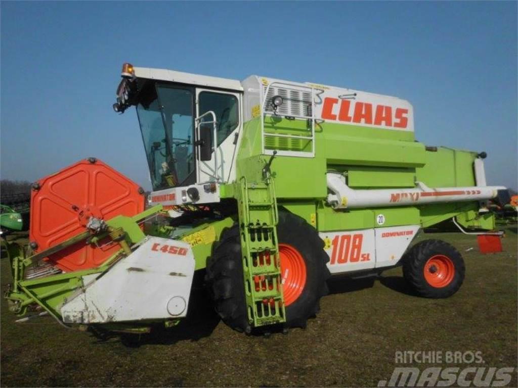 CLAAS Dominator 108SL Maxi