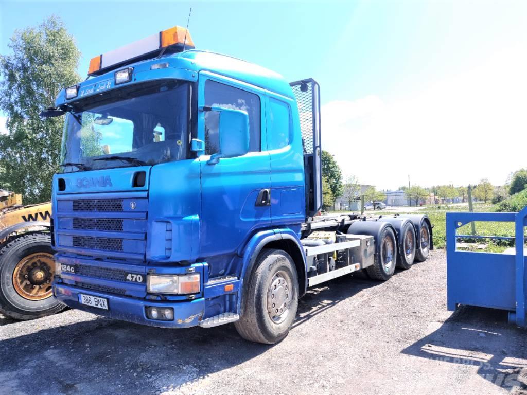 Scania R 124 GB6X4NA
