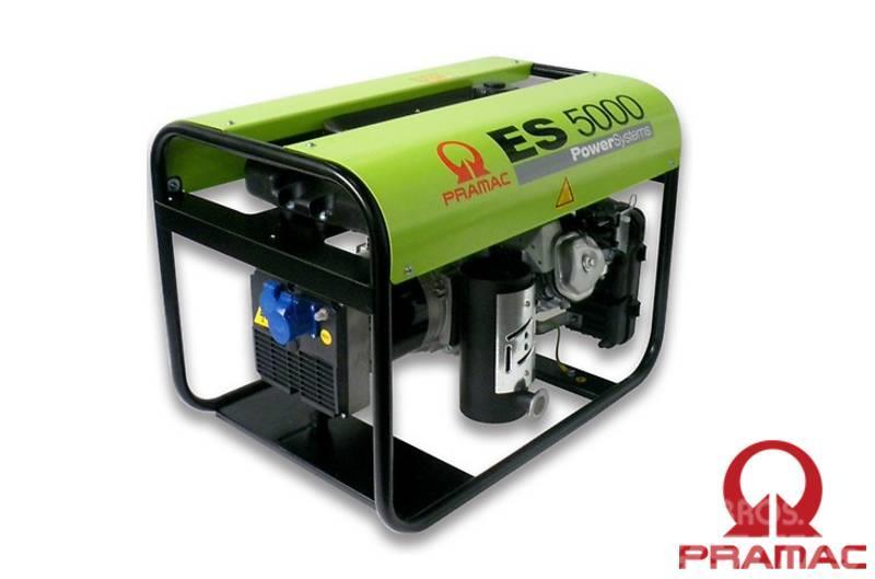 Pramac ES5000 230V 5.1 kVA