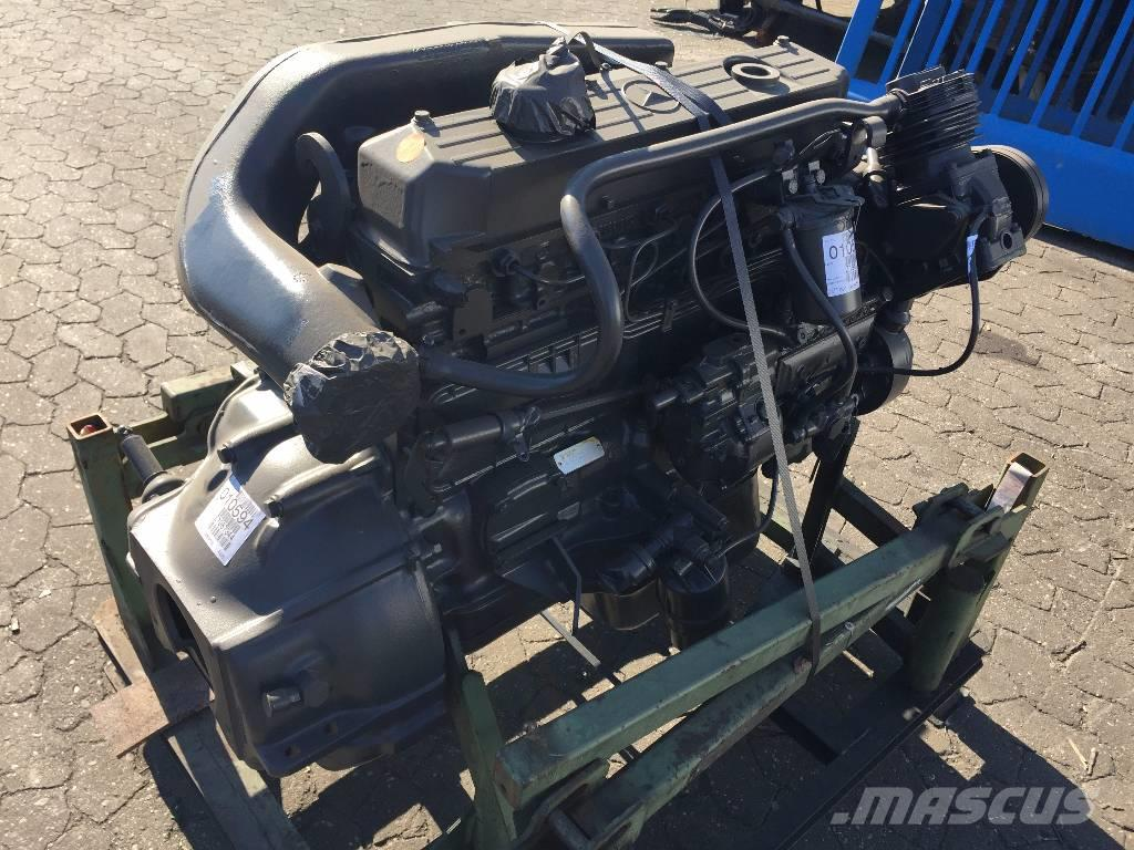 Used mercedes benz om366 om 366 engines year 2007 for for Mercedes benz rebuilt engines