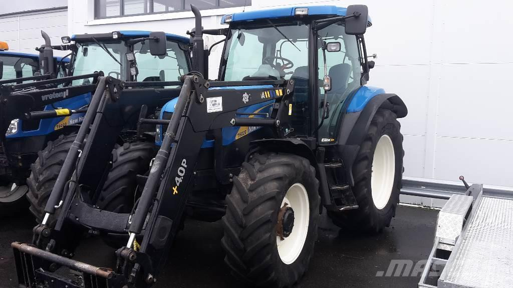 New Holland T 6020 Elite