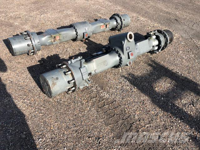 Liebherr LH 24 AXLES
