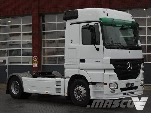 Mercedes-Benz Actros 1844 OLD TACHO, 462500 KM, 3-pedal, Hydraul