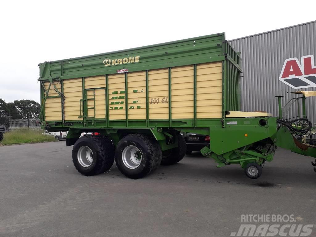 Krone MX 350 GL