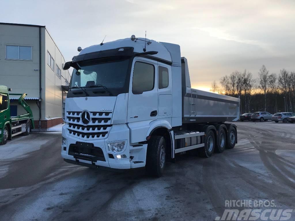 Mercedes-Benz Arocs 3258LK Omgående leverans