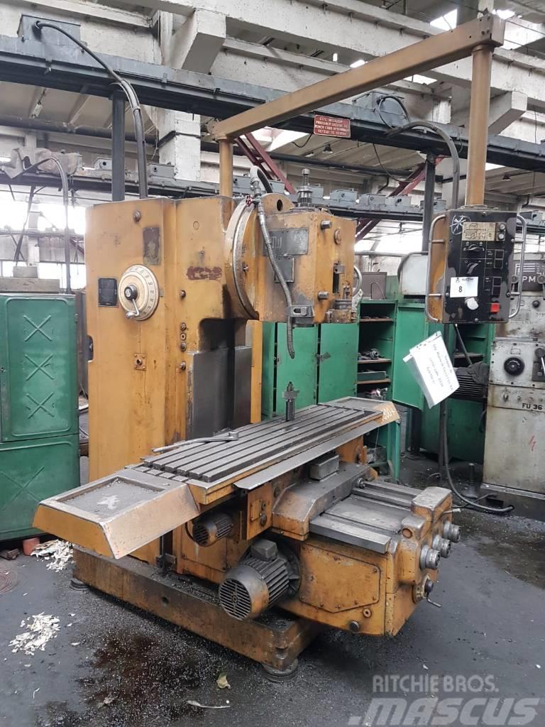 Masina de frezat FSS-400