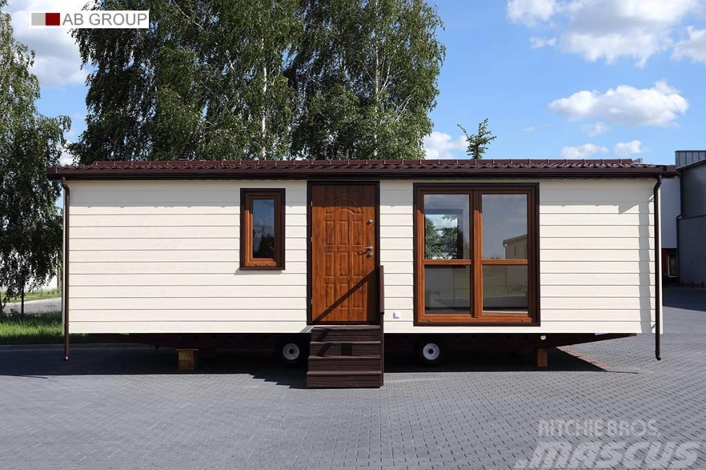 mobile home domek mobilny 9x4 kerrafront be owy preis baujahr 2017 bauwagen. Black Bedroom Furniture Sets. Home Design Ideas