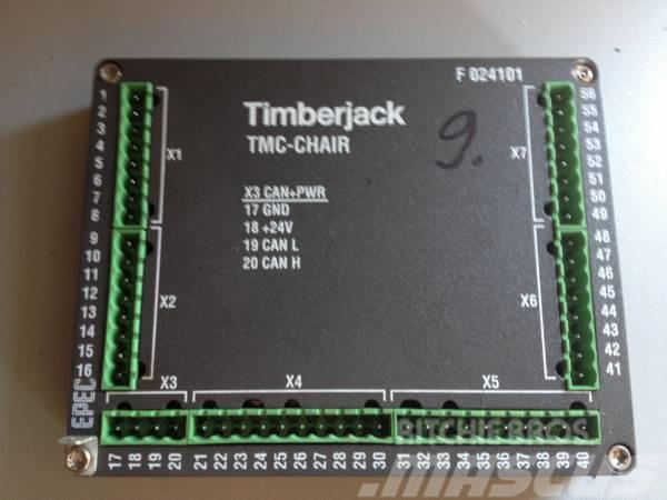 Timberjack TMC chair
