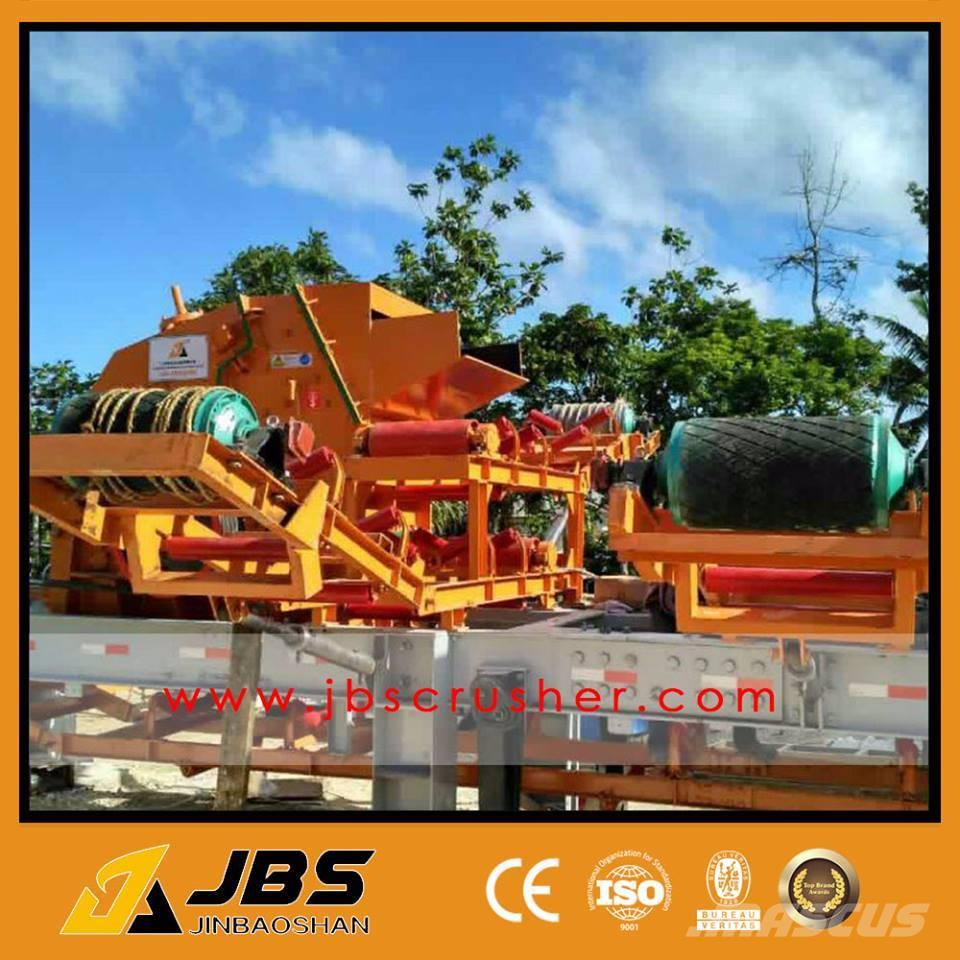 JBS Used Mobile crusher LPS25