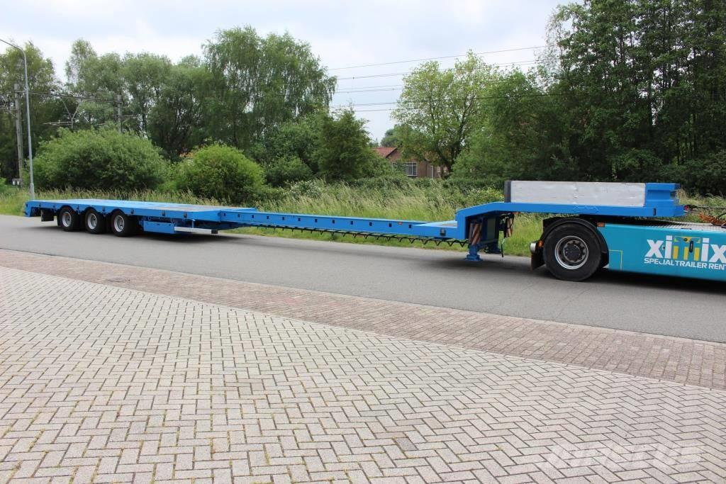 Nooteboom 3-axle extendable Semi-lowloader