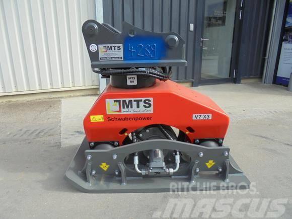 MTS Anbauverdichter V7 X3 R9 VA