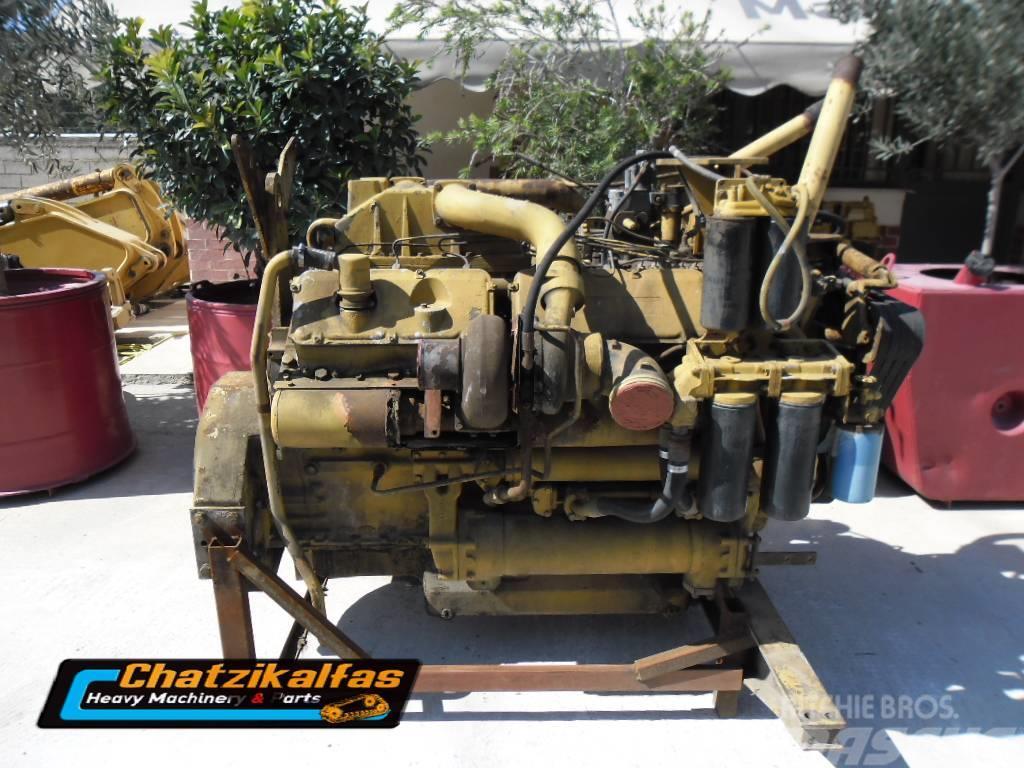 Caterpillar 992C 3412 73W ENGINE FOR WHEEL LOADER