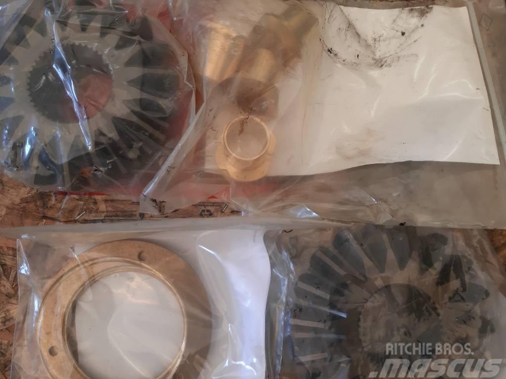 Konecranes SMV4531 drive axle parts 54115958