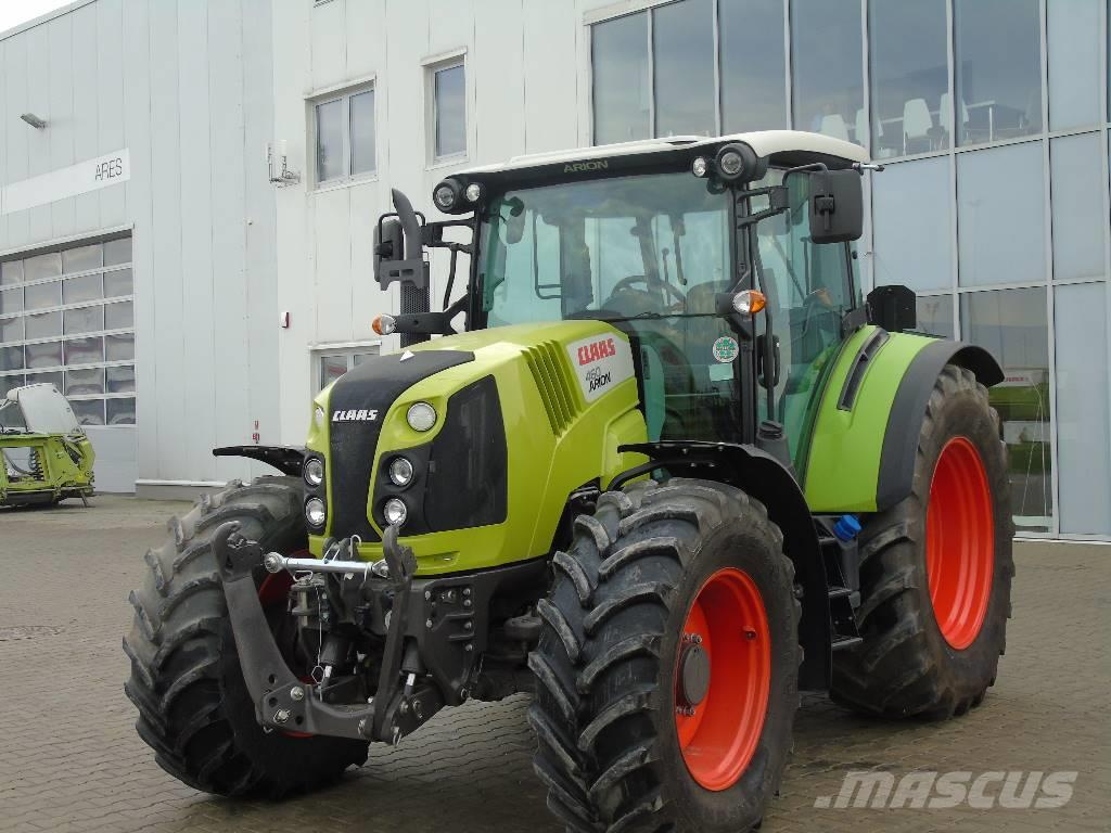CLAAS ARION 460 4F
