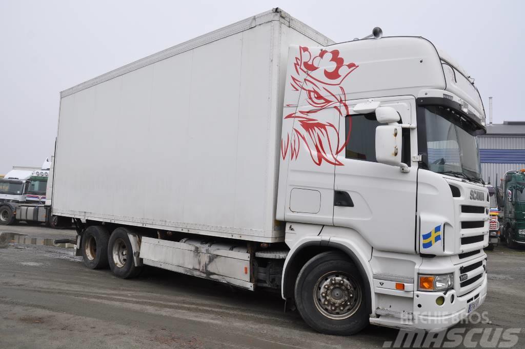 Scania R580 LA6X2