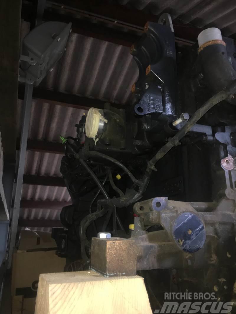 Iveco FPT Cursor 9 Eco Blue SCR Tier IV A motor