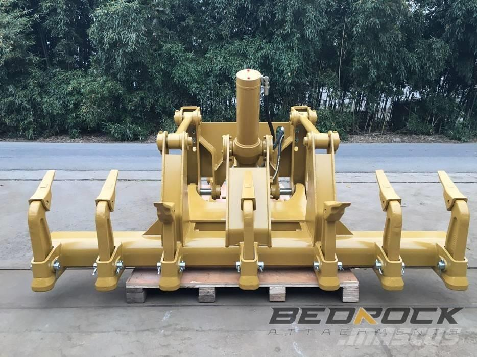 Bedrock Ripper for CAT 14G Motor Grader