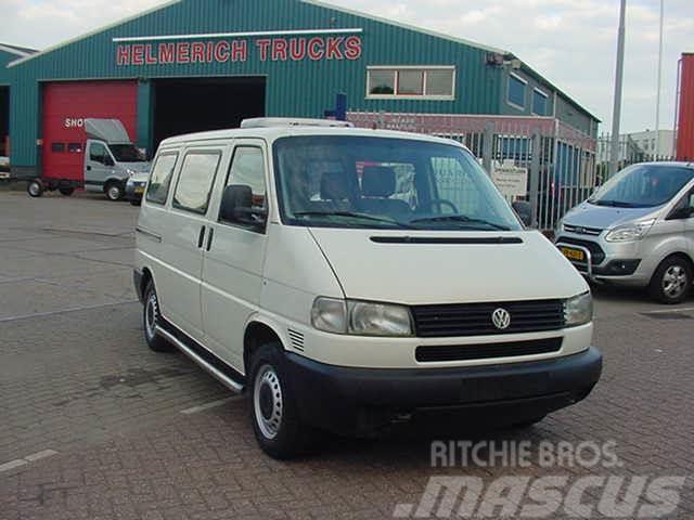 Volkswagen Transporter 2.5 TDI 65 KW EURO 3