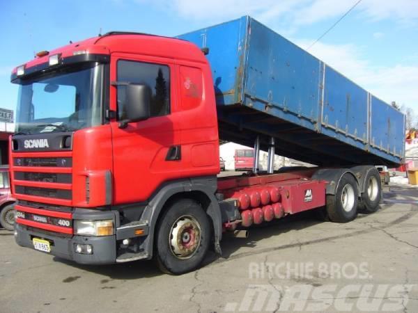 Scania R-124
