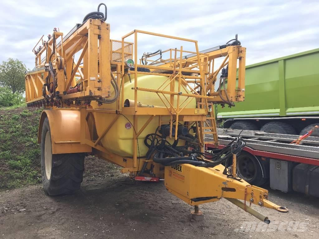 Dubex Mentor 9804, 2002, Sprayers