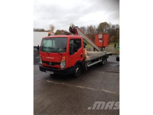 Nissan 35.11 CABSTAR MIT MULTITEL LIFT 16 M