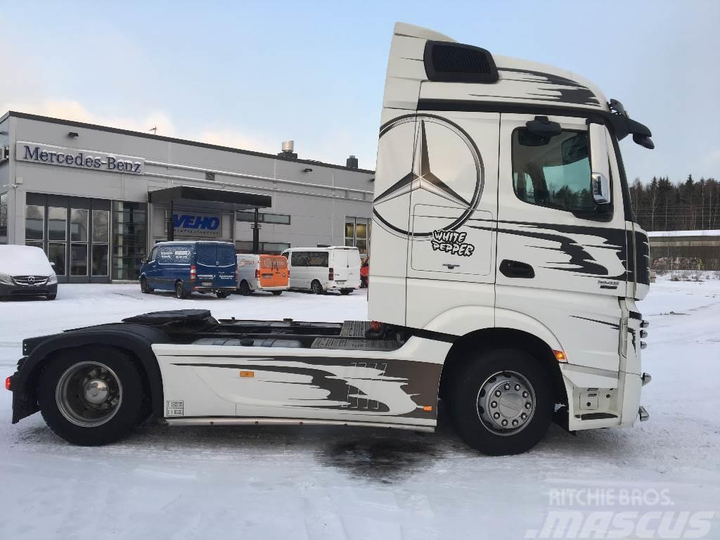 Mercedes benz 1845ls occasion prix 61 500 ann e d for Mercedes benz france