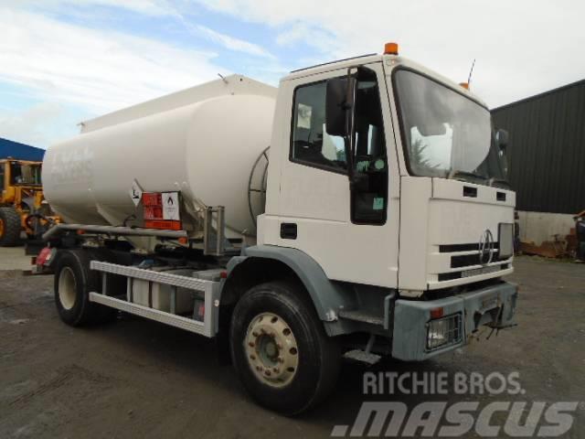 Seddon Atkinson 4x2 Fuel tanker