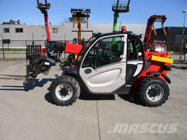 Manitou MT 625 Easy (653)