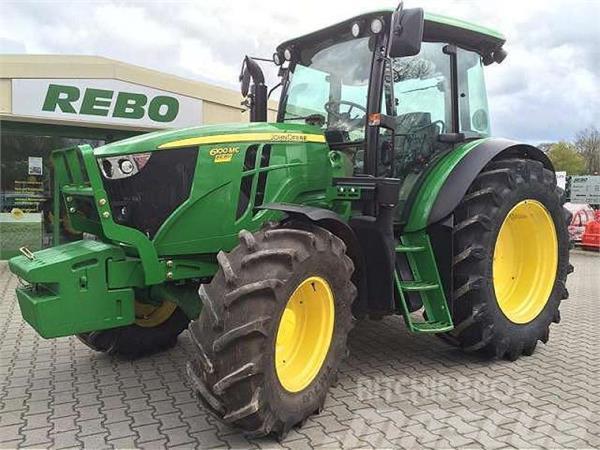 john deere el traktor