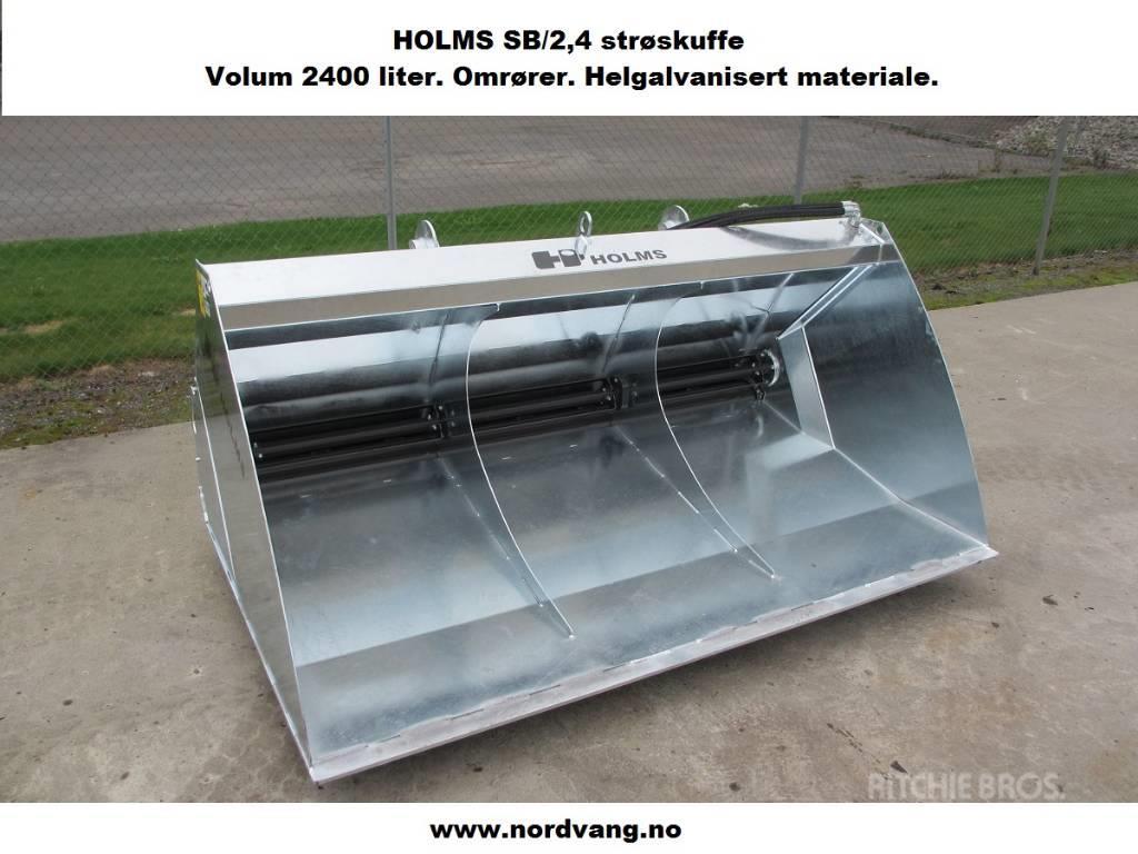 Holms SB-2,4 strøskuffe