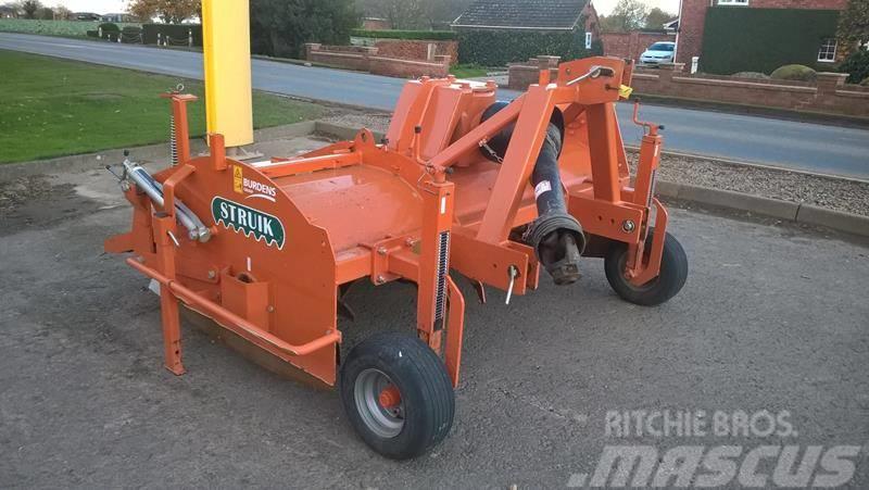 Struik 2RF200 34 / 36ins Inter row cultivator / hiller