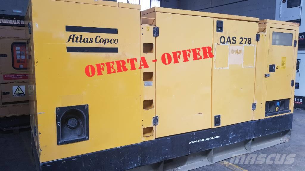 Atlas Copco QAS 278 - 275 KVA