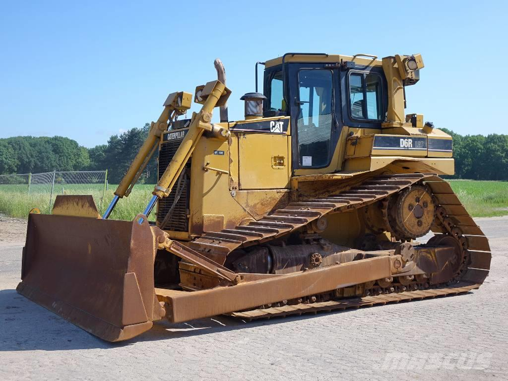 Caterpillar D6R LGP II