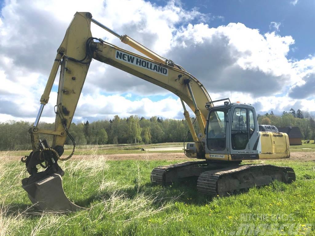 New Holland E 215 B LC