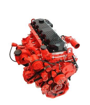 Cummins QSL8.9-C325 engine assy