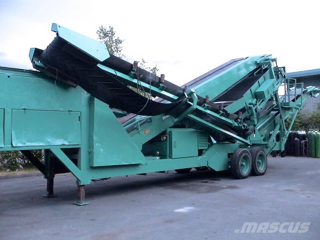 PowerScreen Turbo Chieftain 1200