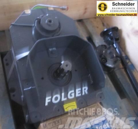 Kubota (Folger) Frontzapfwelle M128X W26TS-01137