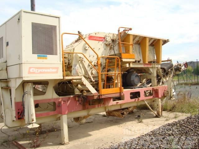 Nordberg Citycrusher BP 1007