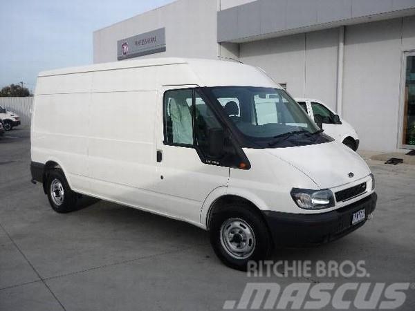 Ford Transit Mid LWB VJ