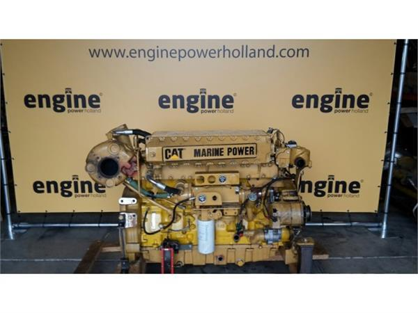 Caterpillar 3196 Marine Engine