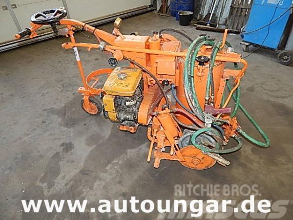 Hofmann H10 Striper Markiermaschine road marking