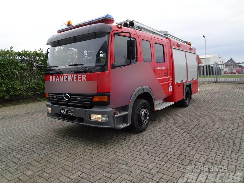 Mercedes-Benz Atego 1325 Plastisol