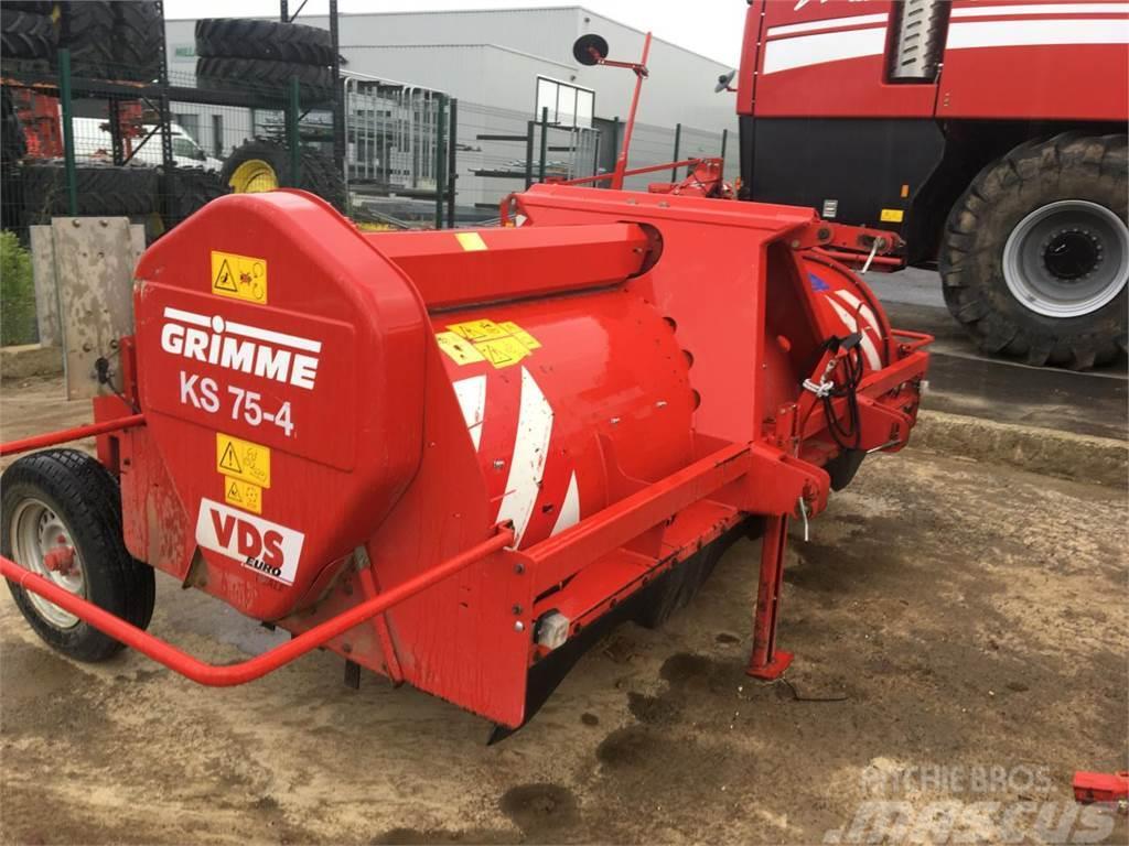 Grimme KS 75 - 4