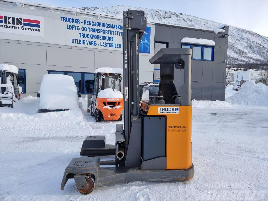Atlet UFS250 DTFVRE585 - 2,5 tonns 4-veis truck
