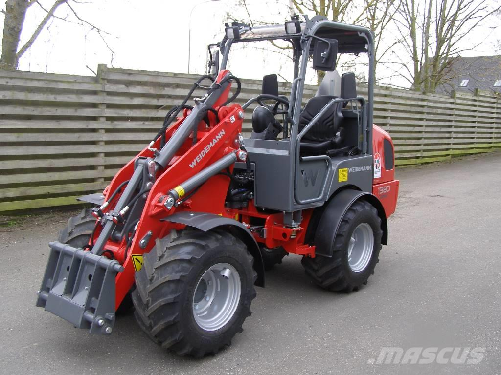 Weidemann 1380 Plus